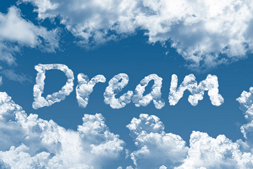 Berawal dari Mimpi Hingga menjadi Kenyataan
